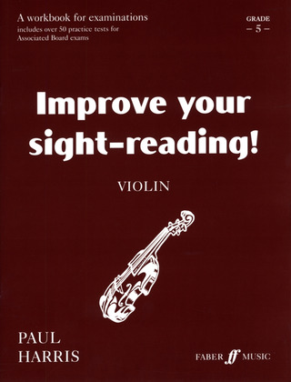 Paul Harris: Improve Your Sight-Reading - Grade 5