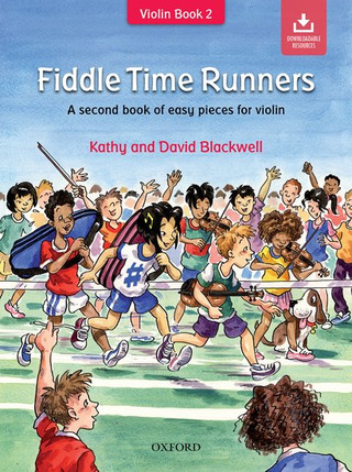 David Blackwell m fl.: Fiddle Time Runners