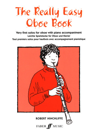 Robert Hinchcliffe: The Really Easy Oboe Book