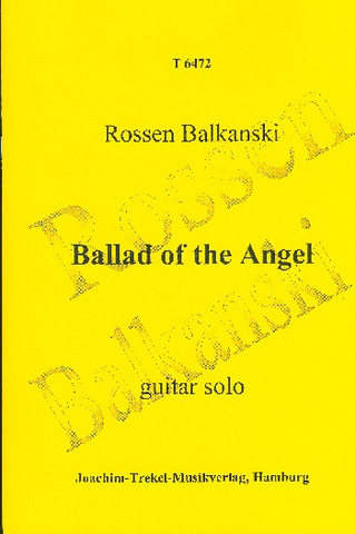 Rossen Balkanski: Ballad of the Angel