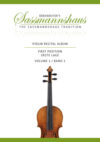 Violin Recital Album 1