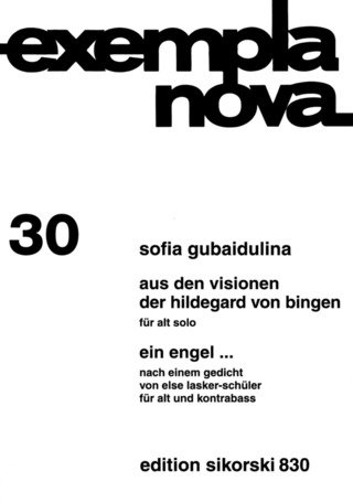Sofia Gubaidulina: From the Visions of Hildegard of Bingen / An Angel...