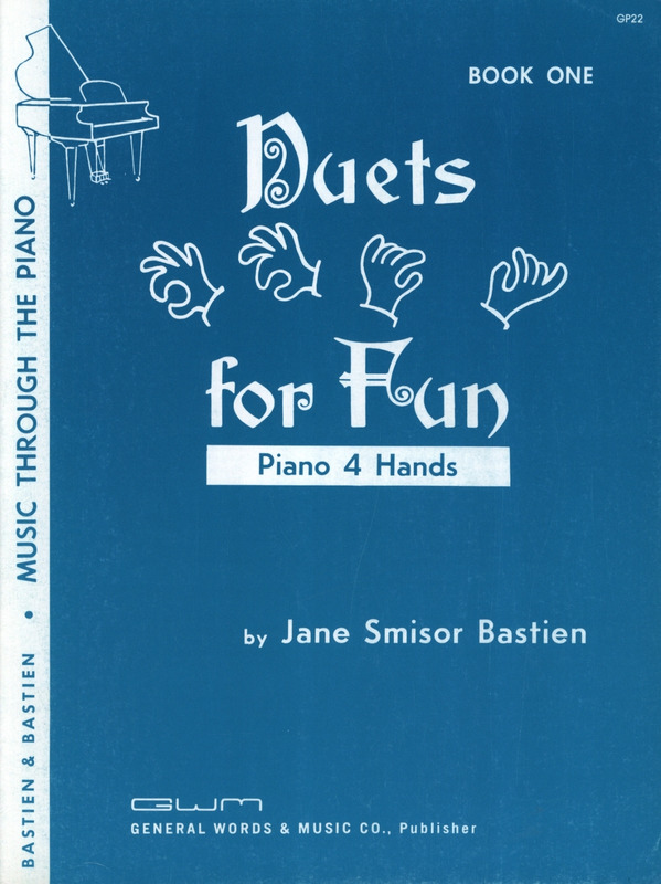 Jane Smisor Bastien: Duets For Fun Book 1 Level 2 Pf