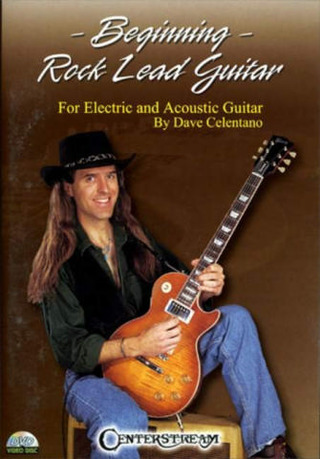Dave Celentano: Beginning Rock Lead Guitar