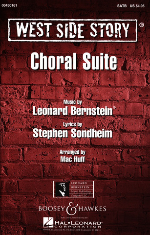 Leonard Bernstein: Choral Suite from West Side Story