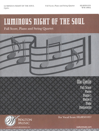 Ola Gjeilo: Luminous Night of the Soul