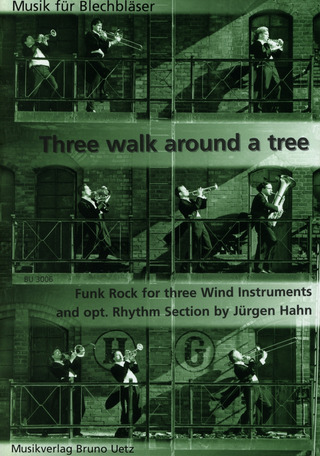 Hahn Juergen: 3 Walk Around Tree