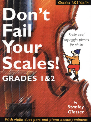 Stanley Glasser: Don't Fail Your Scales!
