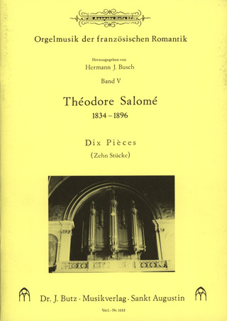 Salome Theodore: 10 Pieces