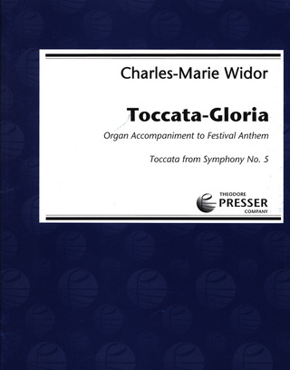 Charles Marie Widor: Toccata-gloria from symphony no.5