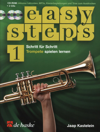 Jaap Kastelein: Easy Steps 1
