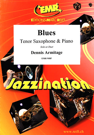 "Dennis Armitage: Volume 4 ""Blues"""