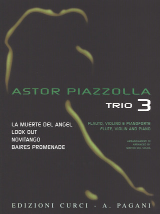 Astor Piazzolla: Trio 3