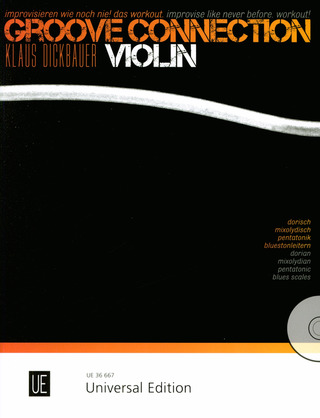 Klaus Dickbauer: Groove Connection 2 – Violin