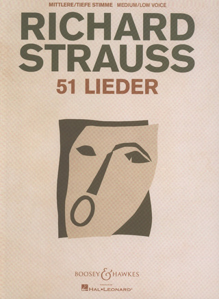 Richard Strauss: 51 Lieder