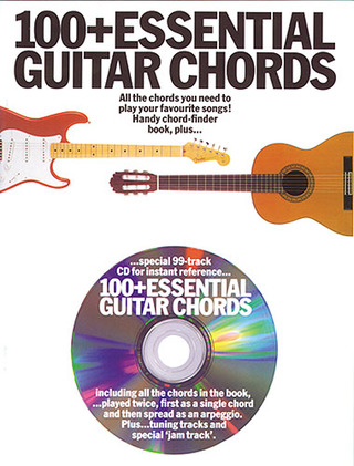 John Moores: 100+ Essential Guitar Chords