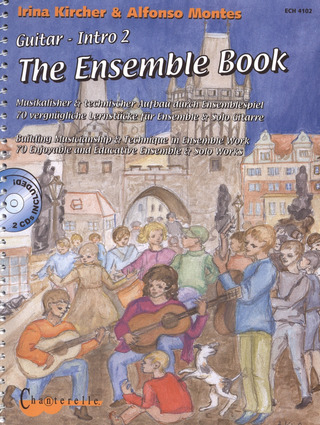 Guitar-Intro 2 – The Ensemble Book