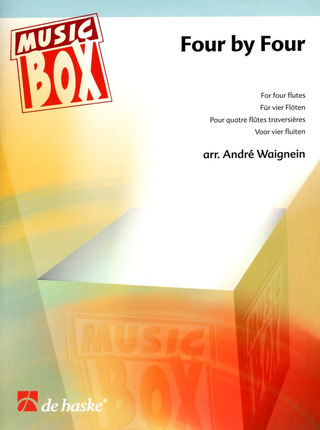 André Waignein: Four by Four