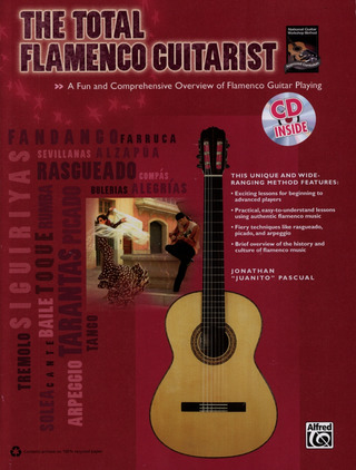 Pascual Jonathan: The Total Flamenco Guitarist