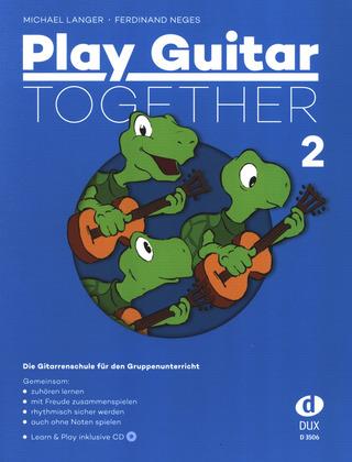Play Guitar Junior mit Schildi Gitarrenschule für Kinder Langer// Neges Dux 3507