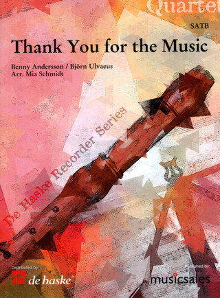 Andersson, Benny / Ulvaeus, Björn: Thank You for the Music (2008)