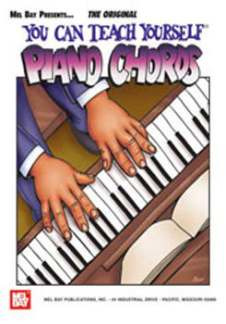 Danielsson Per: You Can Teach Yourself Piano Chords