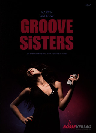 Martin Carbow: Groove Sisters