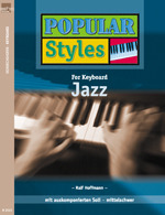 Popular Styles for Piano, Band 3: Jazz