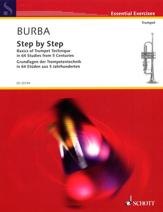 Burba Malte: Step by Step