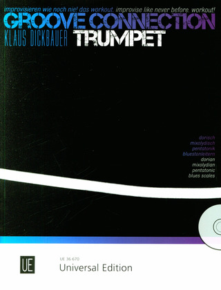 Klaus Dickbauer: Groove Connection 2 – Trumpet