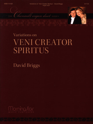 David Briggs: Variations on Veni Creator Spiritus