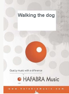 Walking the dog (Clarinet)