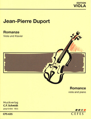 Jean-Pierre Duport: Romanze