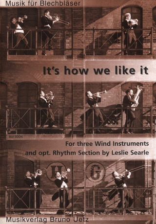 Leslie Searle: It' How We Like It