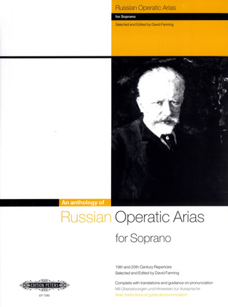 An Anthology of Russian Operatic Arias for Soprano