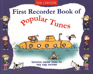 Carol Barratt: Chester First Recorder Book Of Popular Tunes (Barratt, C)