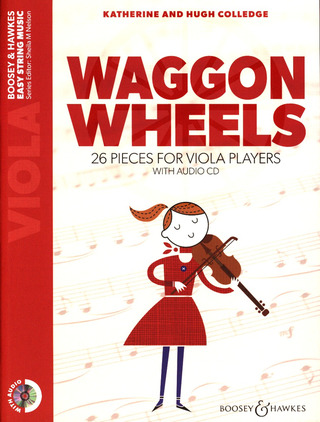 Katherine Colledge et al.: Waggon Wheels