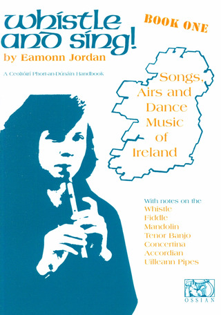 Jordan Eamonn: Whistle And Sing! Book 1 (Jordan)