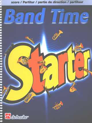 Jan de Haan: Band Time Starter