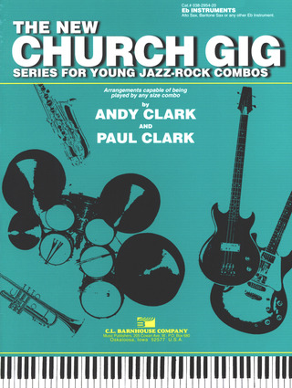 Clark Andy + Clark Paul: New Church Gig - Combo