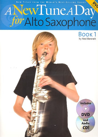Ned Bennet: A New Tune A Day for Alto Saxophone 1