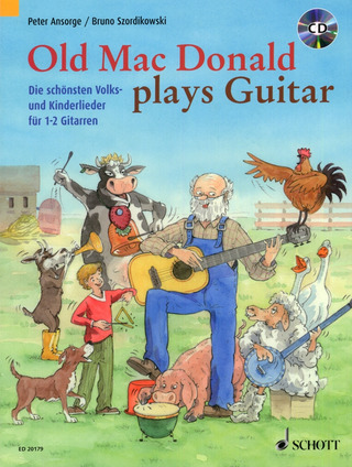 Szordikowski, Bruno / Ansorge, Peter: Old Mac Donald plays Guitar