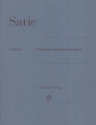 Erik Satie: Sonatine bureaucratique