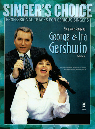 George Gershwin: Sing More Songs by George & Ira Gershwin (Volume 2)