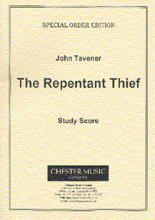 John Tavener: The Repentant Thief Clt