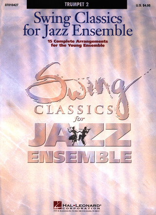 Swing Classics for Jazz Ensemble - Trumpet II