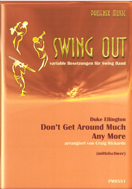 Duke Ellington: Don't Get Around Much Any More