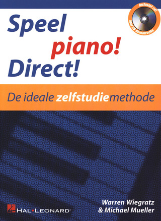 Warren Wiegratz et al.: Speel piano! Direct!