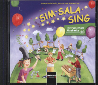 Sim Sala Sing Playback CD 3