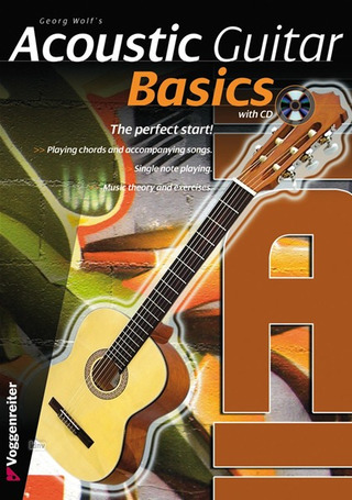 Georg Wolf: Acoustic Guitar Basics